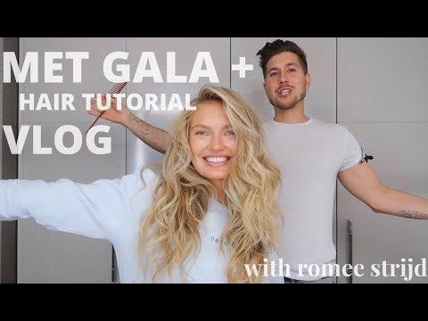 MET GALA with Hailee Steinfeld | VS Hair Tutorial with Romee Strijd