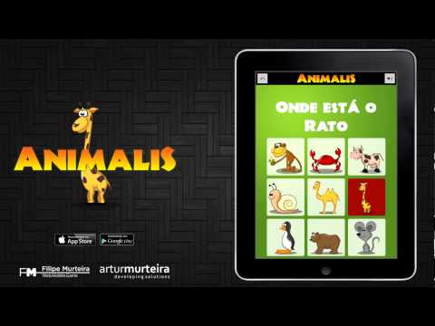 Video of Animalis: Animals for Kids