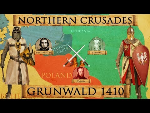 Battle of Grunwald 1410 - Northern Crusades DOCUMENTARY