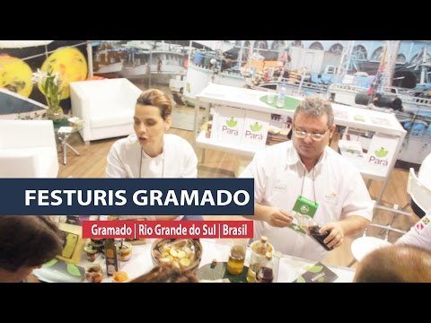 Festuris inova com gastronomia e tecnologia