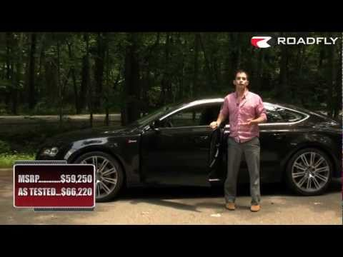 Roadfly.com – 2012 Audi A7 Review and Test Drive