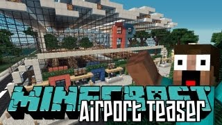Minecraft Airport HD