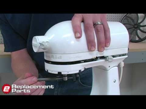 How to Fix a KitchenAid Mixer That Isn't Spinning