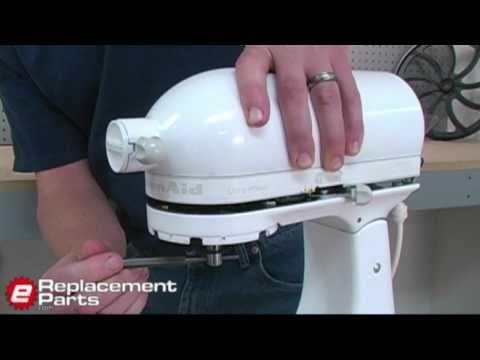 Youtube Dryer Repair Kitchen Aid