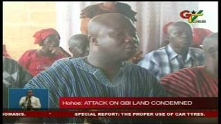 Attack On GBI Land Condemned