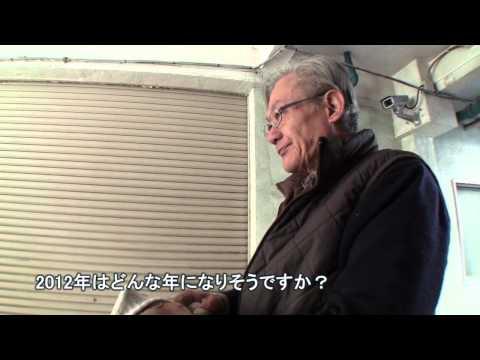 幻の大根・三浦大根/今年はどんな年? 今月のやさい2012年1月号