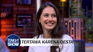 Video Pevita Geli Melihat Desta Kaget saat Cerita Mistis MP3, 3GP, MP4, WEBM, AVI, FLV November 2018