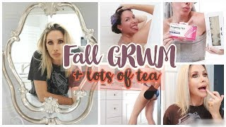 GRWM + LOTS OF TEA   SWEET LORDY PRAY FOR ME by Channon Rose