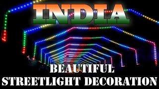 Ahmednagar India  City new picture : Ganpati Street Lighting LED Decoration - Full HD Ahmednagar Mh India