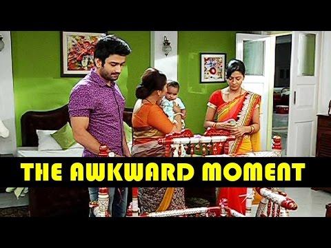 Sharad & Bhavna's awkward moment