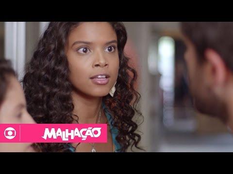 Malhação: Pro Dia Nascer Feliz I capítulo 176 da novela, quarta, 5 de abril, na Globo