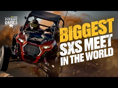 15,000 Side By Side DUNERS in Glamis • Patriot Games Season 3 • Episode 1