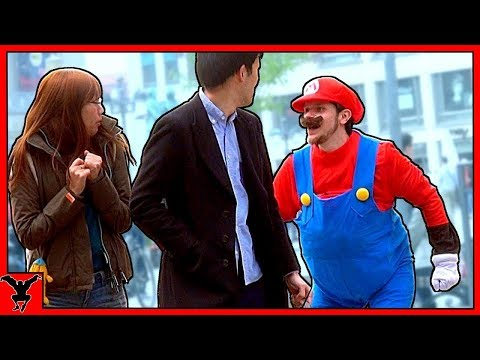 Real Life Super Mario Odyssey is Just Annoying