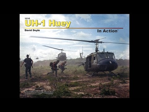UH-1 Huey In Action (SC) - Squadron...