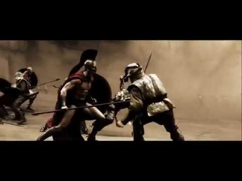 300 - First Battle Scene!! [1080p - 60FPS]
