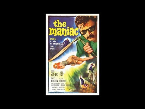 Maniac - Movie Trailer (1963)