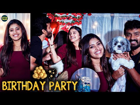 Sidhu's Special Birthday Surprise for Shreya Anchan - FULL VIDEO | Raja Rani 2, Thirumanam