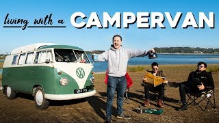 Living With A Retro VW Campervan by Car Throttle