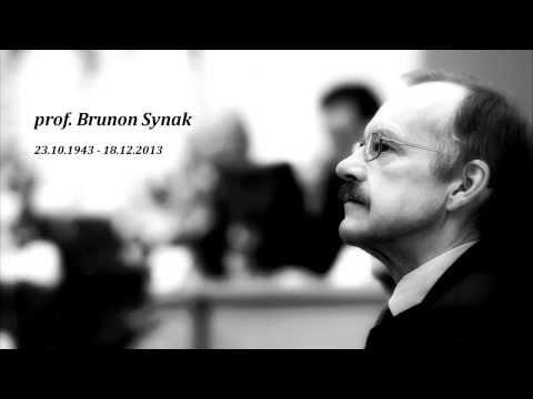 Ostatnie pożegnanie prof. Synaka w sobotę w Gdańsku