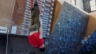 Strength training: rings by Depot Climbing Centres