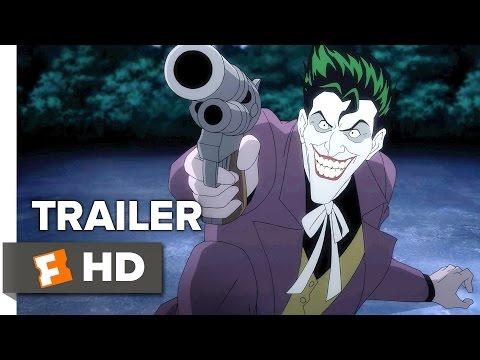 شاهد- الإعلان التشويقي الأول لفيلم Batman: The Killing Joke
