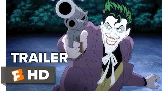 Nonton Batman  The Killing Joke Official Trailer 1  2016    Mark Hamill Movie Film Subtitle Indonesia Streaming Movie Download