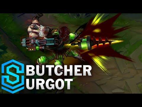 Urgot Đồ Tể - Butcher Urgot