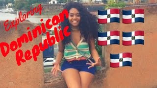 In this video me, my sister Dana, Nibby from Nibby Speaks & Dominican YouTuber Claudio are exploring Zona Colonial, Santo Domingo in Dominican Republic!