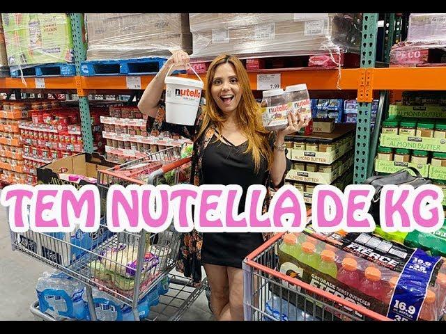 Tour pelo Costco: Atacadão Gringo! | Claudinha Stoco - Claudinha Stocco
