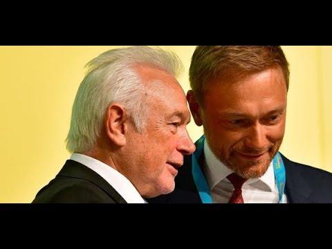 """Lindner und Kubicki: """"Es muss ein Gespräch mit dem russ ..."""