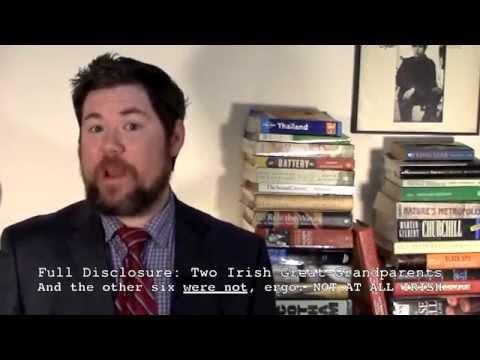 Douchebag\America #2: Irish and Italian Americans