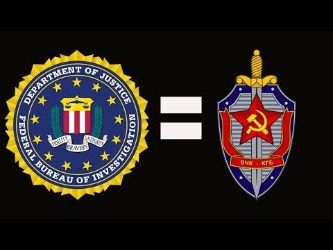 Fox News: FBI Is New KGB (видео)