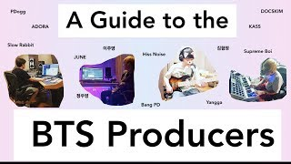 Video A Guide to the BTS Producers (PDogg, Supreme Boi & more) MP3, 3GP, MP4, WEBM, AVI, FLV Agustus 2019