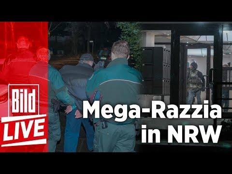 Mega-Razzia in NRW – Zoll gelingt Schlag gegen orga ...