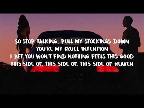 Delacey, G-Eazy - Cruel Intentions (Lyrics)