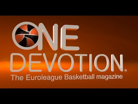 One Devotion - The Euroleague Basketball Magazine - Playoffs Week 1 show