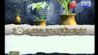 HD الجزء 8 الربعين 5 و 6 : الشيخ عبد الباري الثبيتي