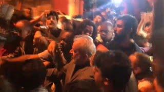Lula da Silva ya está en prisión