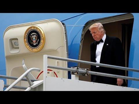 Επίσκεψη σε Σαουδική Αραβία και Μέση Ανατολή ανακοίνωσε ο Τραμπ