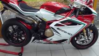 7. 2015 MV Agusta F4 1000 RC ''Reparto Corse'' AMG (one of 250) 212 Hp 302 Km/h 187 mph * Playlist