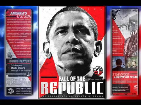 Obamadeception - Order the DVD at: http://infowars-shop.stores.yahoo.net/faofreprofba.html#order Fall Of The Republic documents how an offshore corporate cartel is bankruptin...