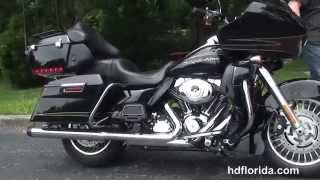 10. Used 2013 Harley Davidson Road Glide Ultra Motorcycles for sale