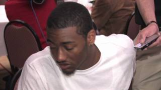 John Wall Draft Combine Interview - Part 2