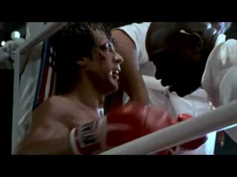 "DRAGO Vs ROCKY - ( ""He's Cut"" ) fight scene in High Definition (HD) **WOW**"
