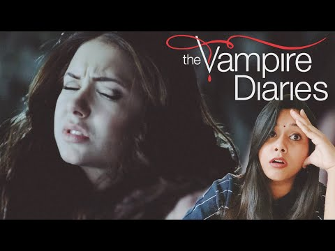 The Vampire Diaries 1x17 ~ ''Let The Right One In'' ~ Reaction