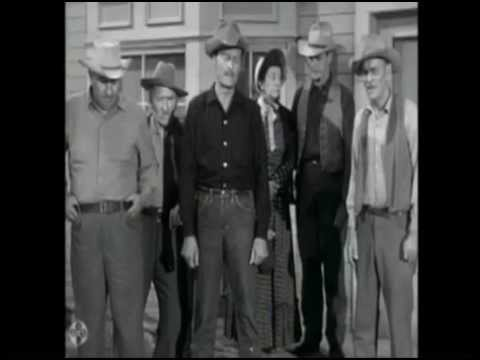 JOHNNY GINGER in RIFLEMAN EPISODE