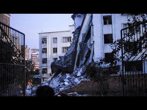 Κίνα: Νεκροί και τραυματίες από μπαράζ εκρήξεων