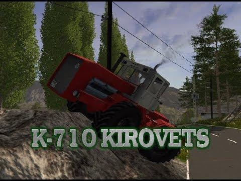 K-710 Kirovets v1.0