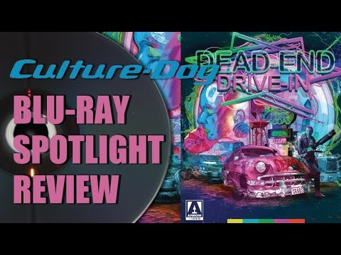 Blu-Ray Review: Dead End Drive-In (1986) [Arrow Video]