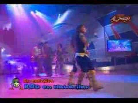 Rebelde - RBD: Ser o Parecer